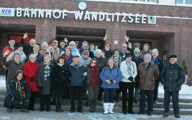 2013 Group photo Wandlitz