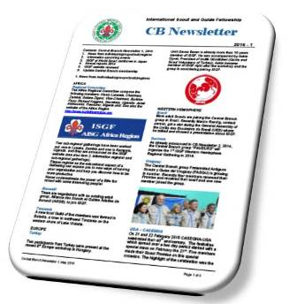 CB Newsletter 1 2015