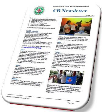 CB Newsletter 2 2014