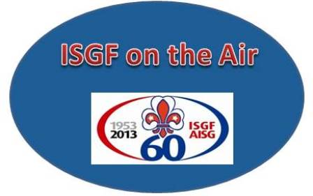 ISGF on the Air 2013