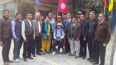 board meeting nepal 2016