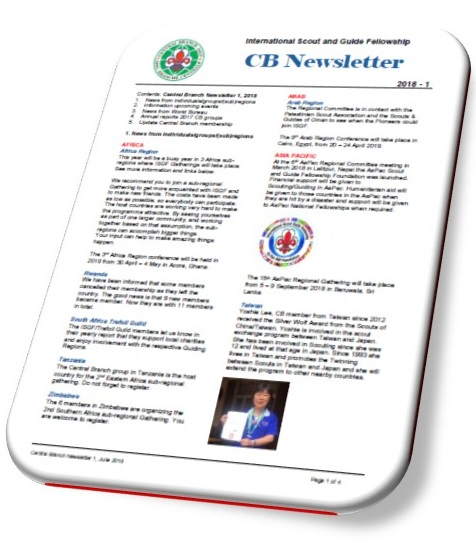 cb newsletter 1 2018