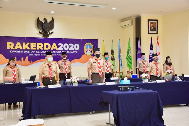 meeting NSGF Indonesia 2020